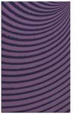 rug #942985 |  purple circles rug