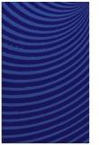 rug #942989    blue-violet circles rug