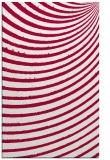rug #943005 |  red circles rug
