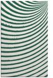 rug #943021 |  green circles rug