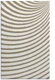 rug #943041 |  mid-brown circles rug