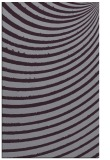 rug #943129 |  purple stripes rug