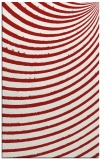 rug #943141    red abstract rug