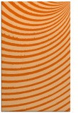 rug #943153 |  red-orange stripes rug