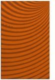 rug #943157 |  red-orange circles rug