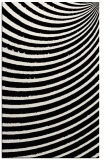 rug #943165 |  black stripes rug