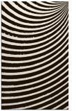 rug #943197 |  brown stripes rug