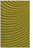 rug #943213 |  light-green circles rug