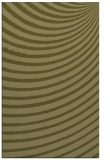 rug #943225 |  light-green abstract rug