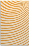 rug #943241 |  light-orange graphic rug