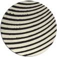 rug #943269   round black circles rug