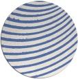 rug #943293 | round blue circles rug