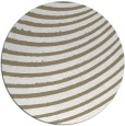 rug #943401 | round mid-brown popular rug