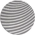 rug #943434 | round stripes rug
