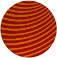 rug #943498 | round abstract rug