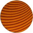 rug #943509   round red-orange circles rug
