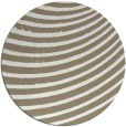rug #943545 | round beige circles rug