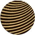 rug #943559 | round retro rug