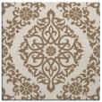 rug #944117 | square beige traditional rug