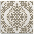 rug #944121 | square white rug