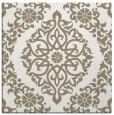 rug #944121   square white damask rug