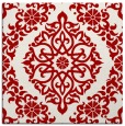 rug #944213 | square red rug