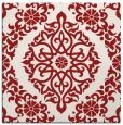 rug #944221 | square red rug