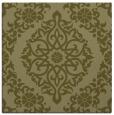 rug #944305 | square light-green traditional rug