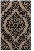 rug #944697 |  beige geometry rug