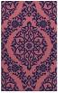 rug #944781    pink traditional rug