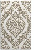 rug #944841 |  mid-brown traditional rug