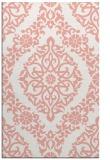 rug #944913    pink traditional rug