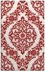 rug #944941 |  red popular rug