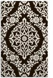 rug #944997 |  brown traditional rug