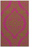 rug #945021    pink traditional rug