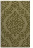 rug #945025    light-green traditional rug