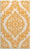 rug #945041 |  light-orange traditional rug