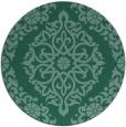 rug #945102 | round damask rug