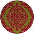 rug #945172 | round traditional rug