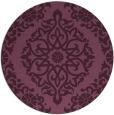 rug #945216 | round geometry rug