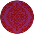 rug #945305 | round traditional rug