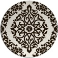 rug #945358 | round traditional rug