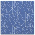 rug #945813 | square blue abstract rug