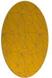 rug #946291   oval graphic rug