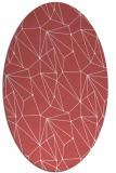 rug #946355   oval abstract rug