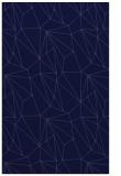 rug #946573    blue-violet abstract rug