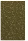 rug #946601 |  brown graphic rug