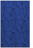 rug #946657 |  black abstract rug