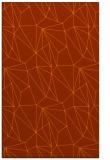 rug #946749    red-orange rug