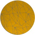rug #947011 | round graphic rug